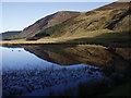 NH7420 : Lochan Reflection by Dorothy Carse