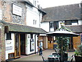 TQ1649 : Kings Head Court by Colin Smith