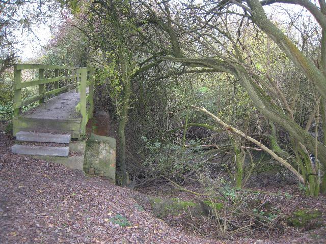North Wilts Canal - aqueduct