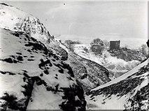SK1482 : Peveril Castle in Cave Dale by M J Richardson