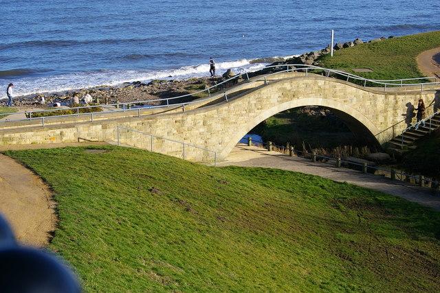 Bridge over the Brier Dene