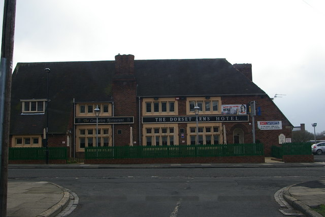 The Dorset Arms Hotel