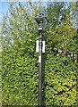 TL4357 : Gas Street Light - Millington Road by Given Up