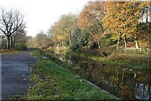 SD9201 : Fairbottom Branch Canal by Gerald England