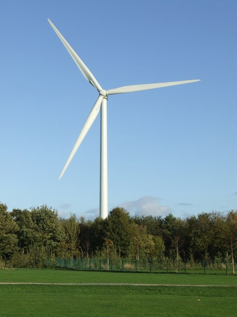 Croda's Wind Turbine.