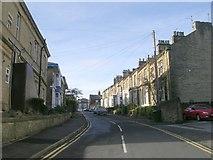 SE1437 : Cross Banks - Otley Road by Betty Longbottom