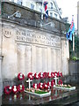 TQ1649 : Dorking War Memorial by Colin Smith
