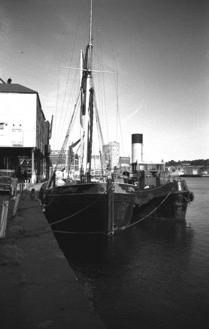 Common Quay, Ipswich