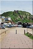 TQ8209 : East cliff Railway, Hastings by N Chadwick