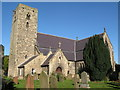 NZ0863 : St. Mary's Church, Ovingham by Mike Quinn