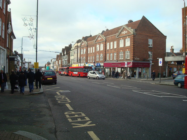 eltham high street  london se9  u00a9 stacey harris    geograph