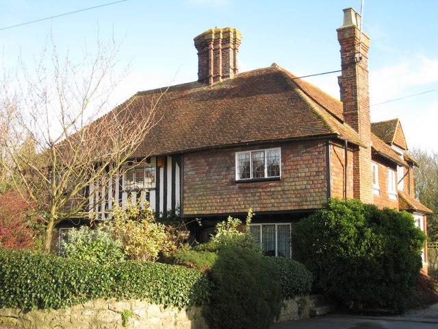 Mansion Farmhouse, Liverton Street, Kent
