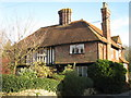 TQ8750 : Mansion Farmhouse, Liverton Street, Kent by Oast House Archive