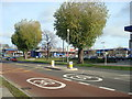 TQ4768 : Nugent Shopping Centre, Orpington, Kent by Stacey Harris
