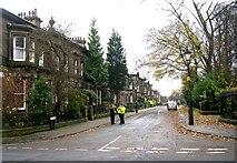 SE0824 : Park Road - Hopwood Lane by Betty Longbottom