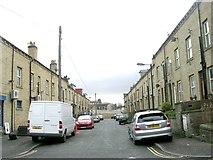 SE0824 : Stirling Street - Hopwood Lane by Betty Longbottom