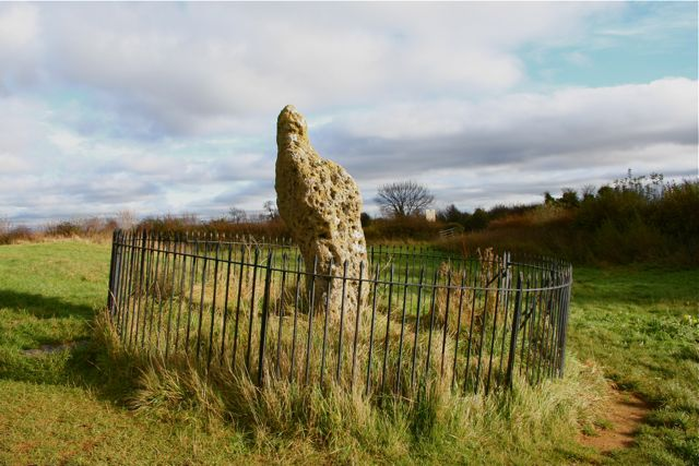 The King Stone, Rollrights