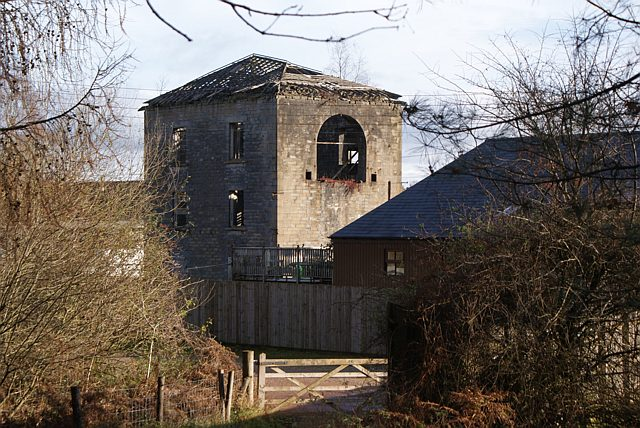 Lightmoor Colliery Engine House - Forest of Dean