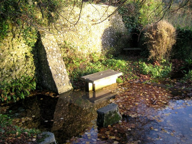 St Augustine's Well - Cerne Abbas