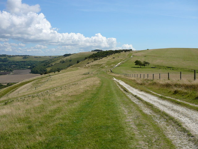 The South Downs Way, Perching Hill