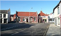 TG0738 : The Post Office, Holt by Humphrey Bolton