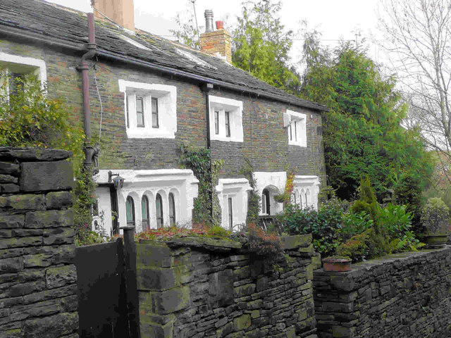 Cottages, Old Street, Newchurch