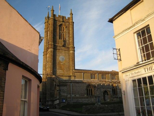 St Mary's Church Cerne Abbas