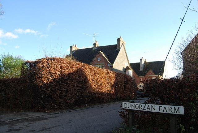 Dunorlan Farm by N Chadwick