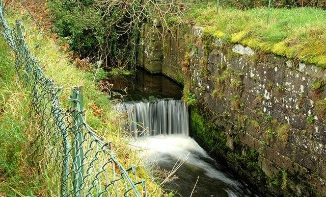 Forsythe's Lock, Newry canal
