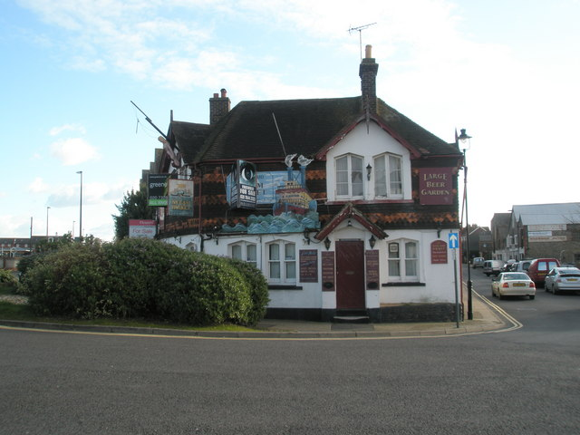 The Steam Packet in  River Road