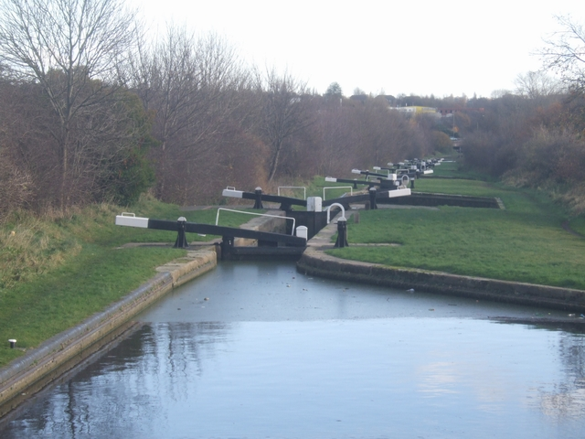 Tame Valley Canal - Perry Barr Locks