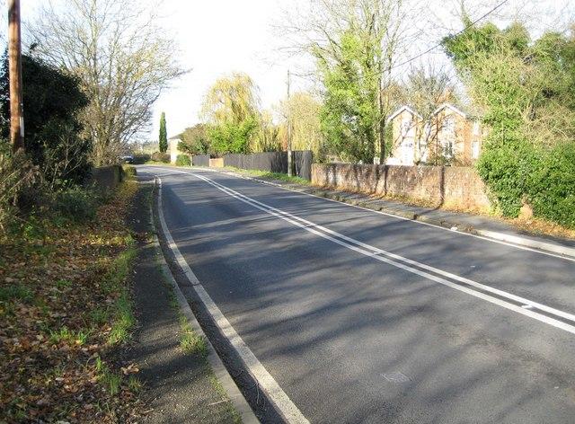 B3349 at Sheepbridge