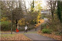 TQ2696 : Victoria Recreation Ground by Martin Addison