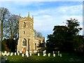 SU0671 : Church of All Saints, Yatesbury by Brian Robert Marshall