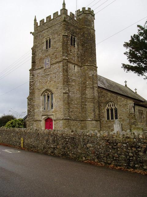 St Giles Church, Kilmington