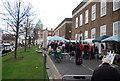 TQ5839 : Farmer's Market, Tunbridge wells by N Chadwick