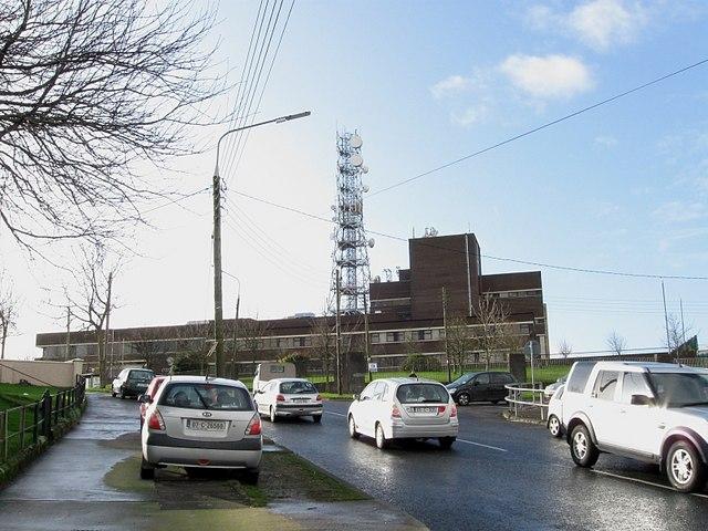 Fair Hill Communications Mast