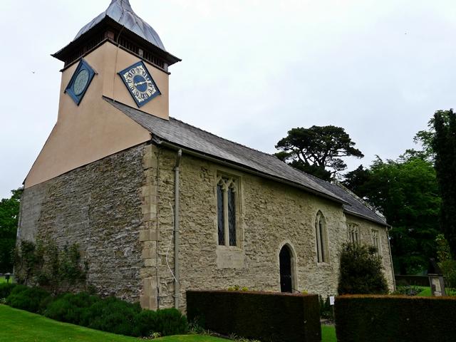 St Michaels Church, Croft Castle