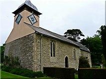 SO4465 : St Michaels Church, Croft Castle by Graham Taylor