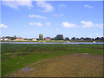 SU8003 : View across Bosham Harbour by Jonathan Billinger