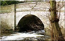 SJ5509 : Bridge over River Tern. by Gordon Cragg