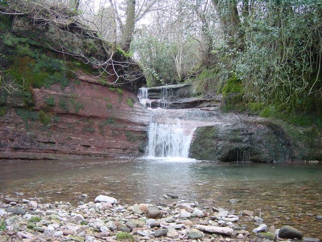 Pool in Ousley Brook