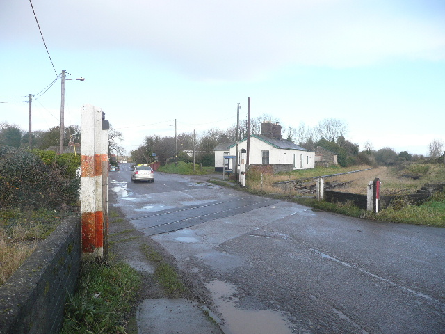 Level Crossing at Wilkinstown, Co. Meath