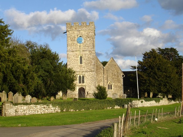 St Nicholas, Boughton Malherbe