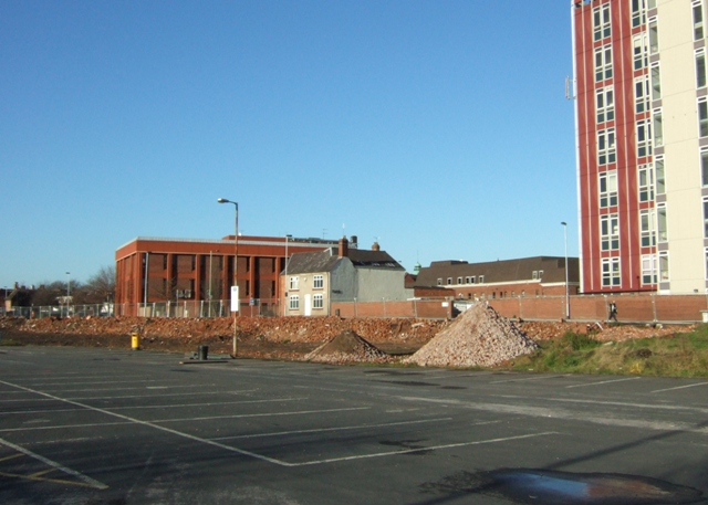 The changing face of Stafford
