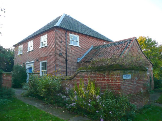 Friends' Meeting House, North Walsham