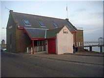 NO4630 : Broughty Ferry Lifeboat Station by Bob Embleton