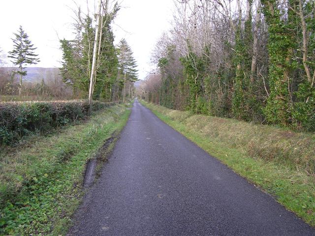 Road at Mullynahunshin