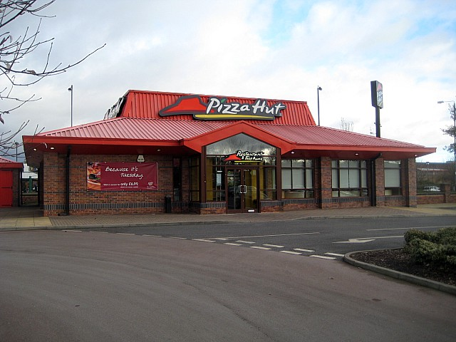 Pizza Hut Westgate Leisure Park Mike Kirby Geograph