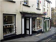 SM9515 : Corner of Market Street and High Street by ceridwen